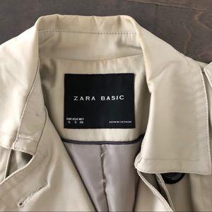 Zara Jackets & Coats - Zara trenchcoat khaki